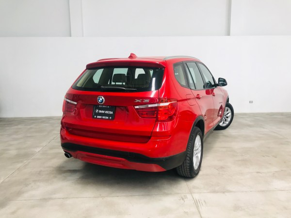 BMW X3 SDRIVE 20IA  2017