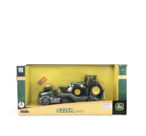 Modellino John Deere 6215R