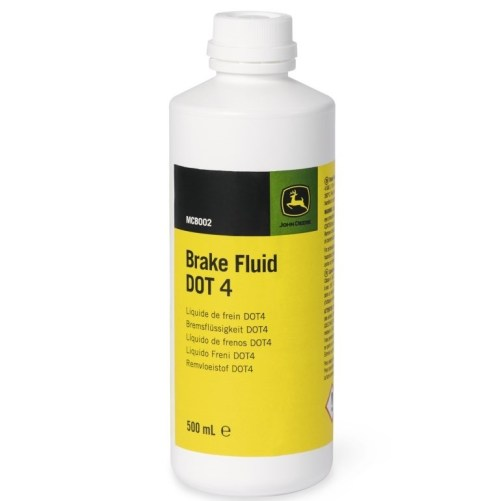 Liquido freni DOT 4 John Deere 500Ml