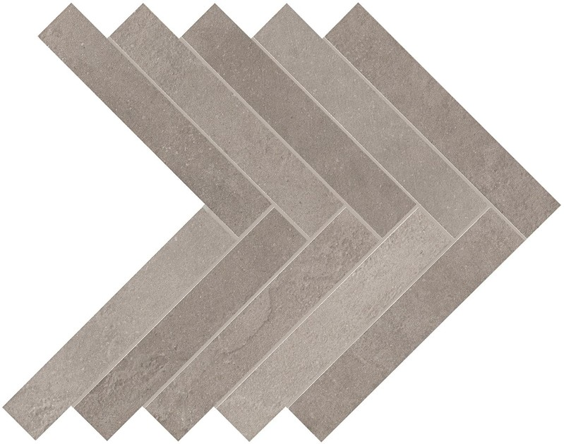 dwell gray herringbone porcelain tile