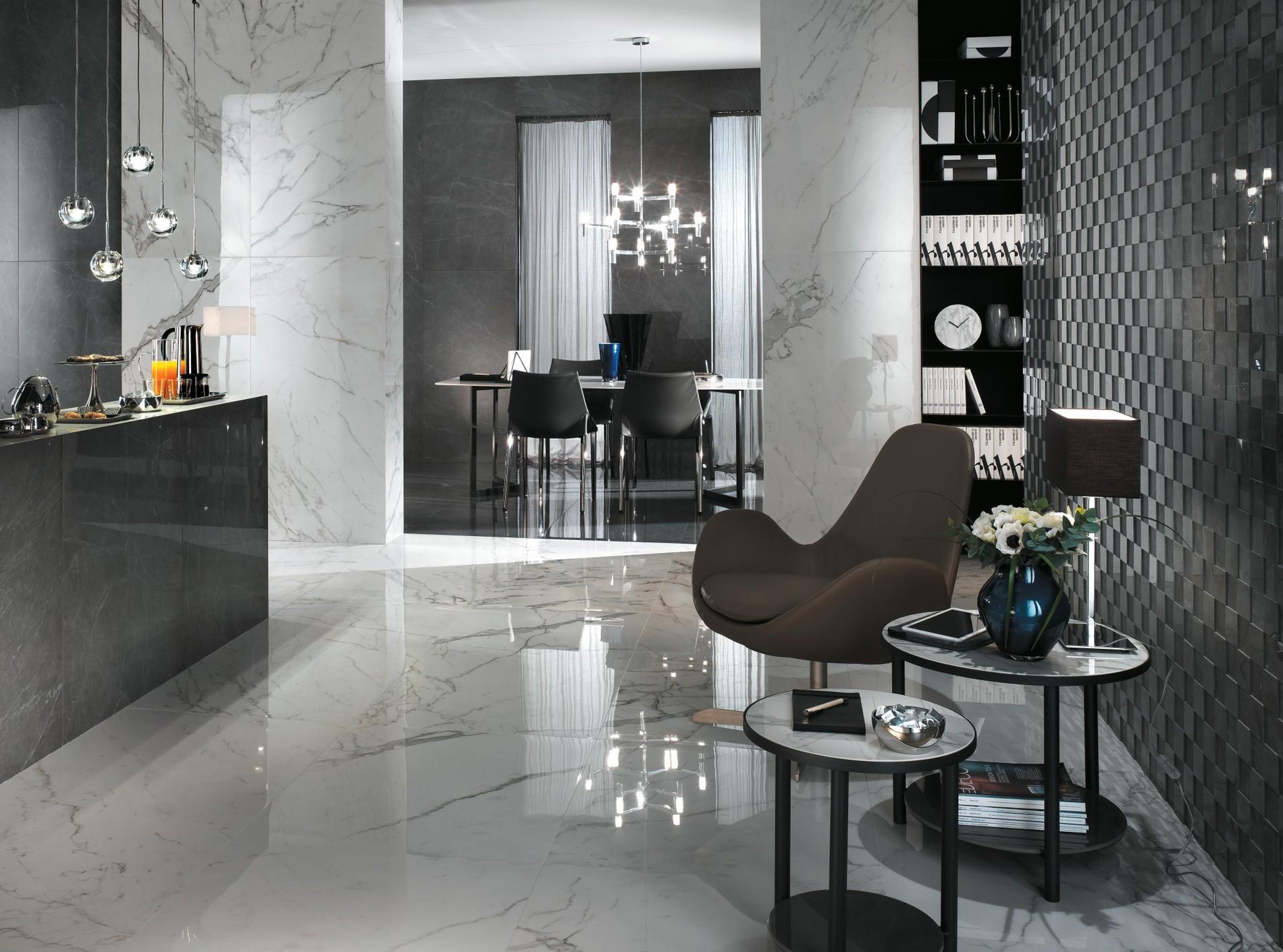 marble look porcelain tiles atlas