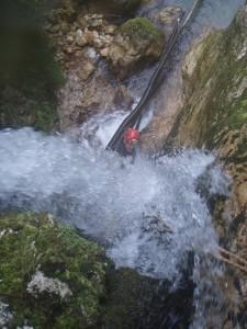 primo salto con docciona