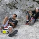Gianluca e Ivan Drago