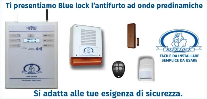bluelock-antifurto