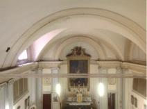 interno della chiesa di San Donato