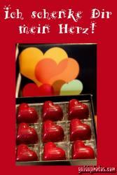 Karten für den Valentinstag