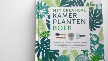 cover van het creatieve kamerplantenboek