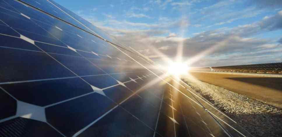 Крупнейшая солнечная электростанция!