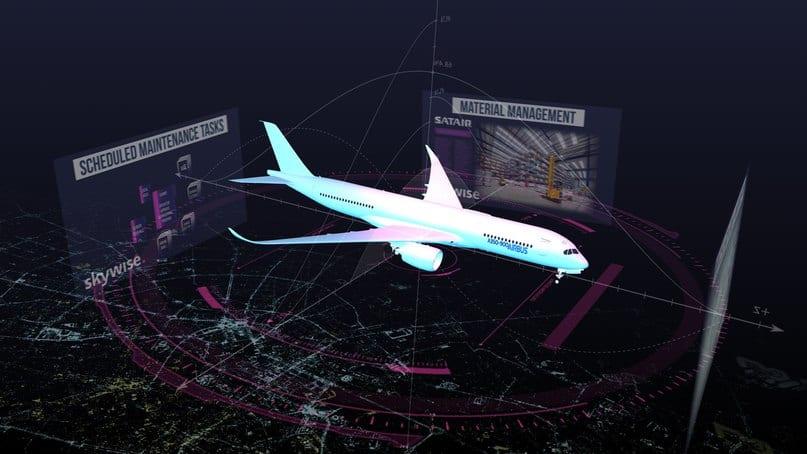 Ангар будущего Airbus