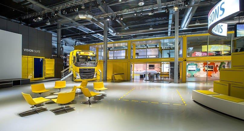 Центр для инноваций DHL