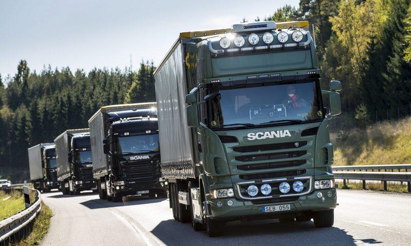 «Умные» грузовики – будущее перевозок