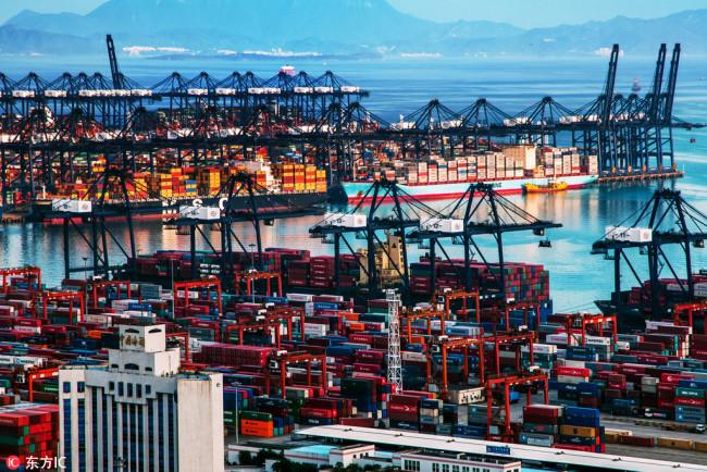 Консолидация контейнерных морских перевозок