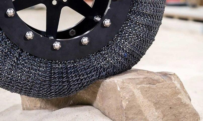 Пружинные титановые шины