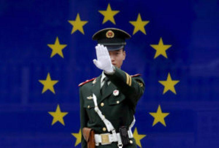 Китай Европа