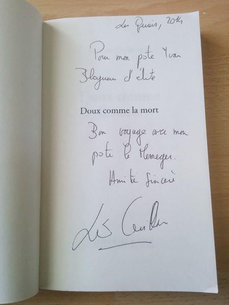 Laurent Guillaume Doux comme la mort