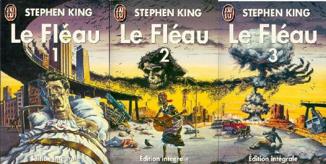 Stephen King le_fleau_1-2-3