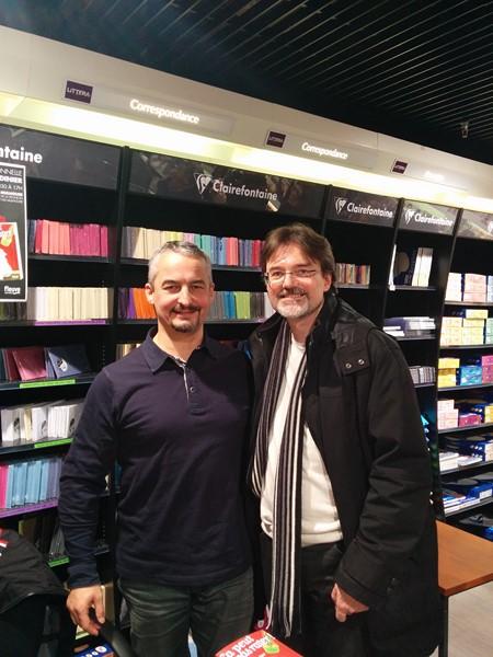 Gilles Legardinier Mulhouse 2014 3
