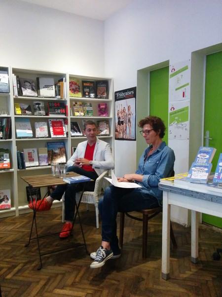 Romain Puértolas librairie soif de lire Strasbourg 2015