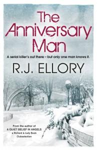 R.J. Ellory - Tha anniversary man