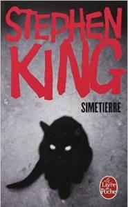 Simetierre Stephen King poche