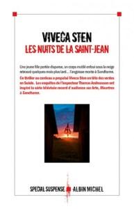 Viveca Sten nuit de la Saint Jean 2