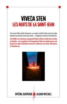 Les nuits de la Saint Jean Viveca Sten
