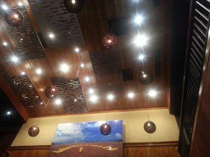 135. Interiør i Outback Steakhouse