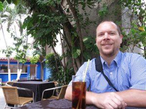 105. Cubalibre i en bakgård i kinaby