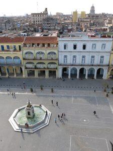 118. Utsikt fra utikststårn på Plaza Vieja