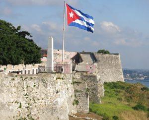 272. Utsikt fra Fortaleza San Carlos la Habaña