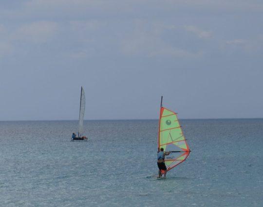 62. Jo windsurfer