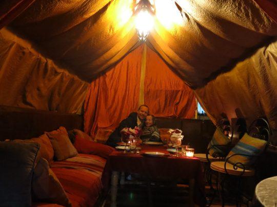 68. Jo og Gry i 1001 natt teltet