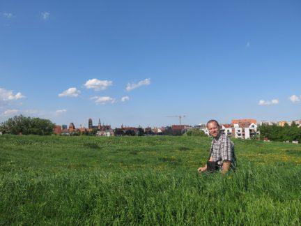 135. Utsikt til gamlebyen