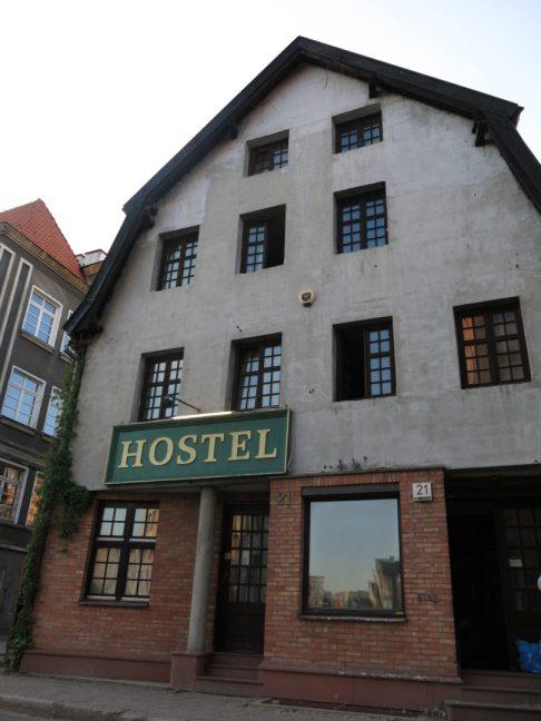 57. Kult hostelhus
