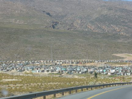 000. Slum