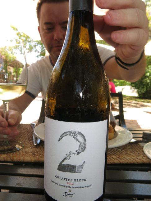 103. Kreativ bestilling av vin nummer en - feil