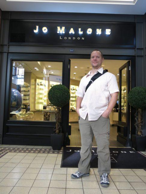 30. Jo møter Jo Malone