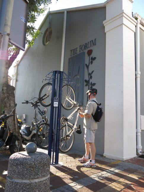 34. Kult sykkelstativ