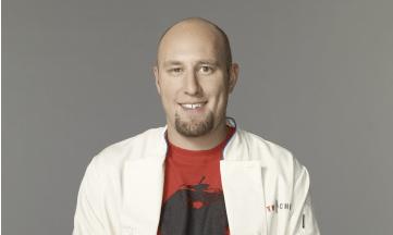 Winner of Top Chef - Hosea Rosenberg