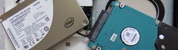 Dysk SSD w Aspire One D270
