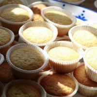 Cupcakes/muffins uten egg