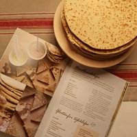 Glutenfri tykklefse - fra boken vår Takkemat
