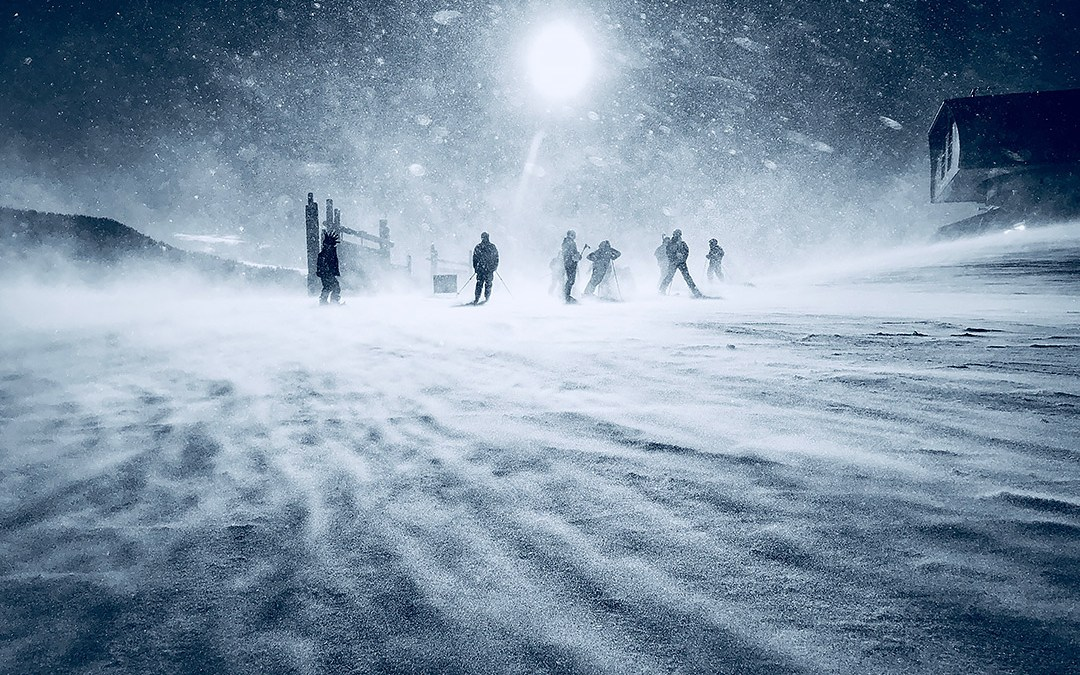 dark cold days