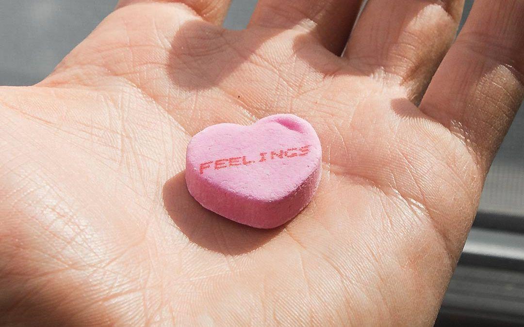 pushing without feelings