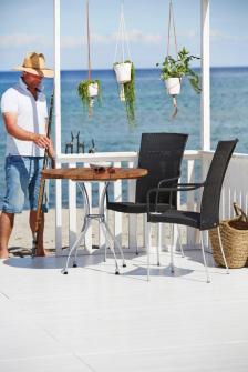 SATURN meble ogrodowe ze stołem ATLAS