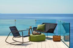 COPENHAGEN Cane-line fotel bujany i sofa BREEZE