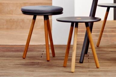 AREA Cane-line designerskie stołki