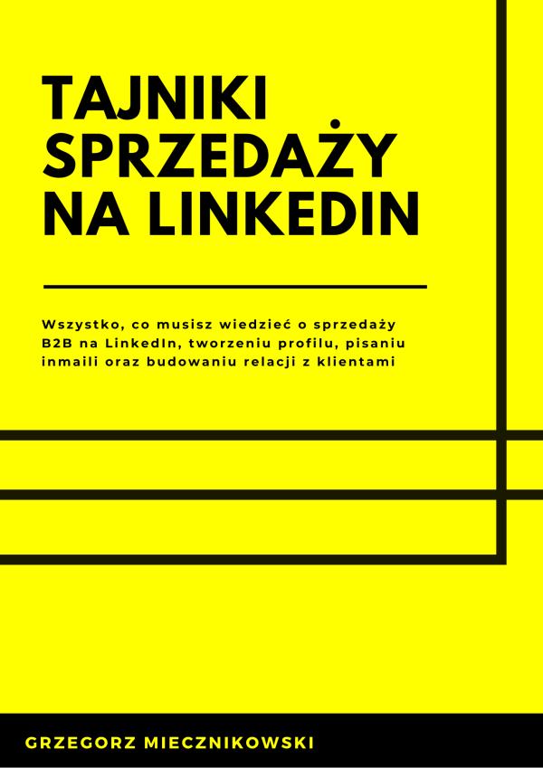 Tajniki sprzedaży na LinkedIn
