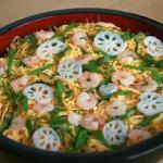 ひな祭りにちらし寿司を食べる理由と具材の意味、それ以外のおすすめ