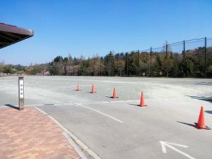 太田芝桜北広場駐車場